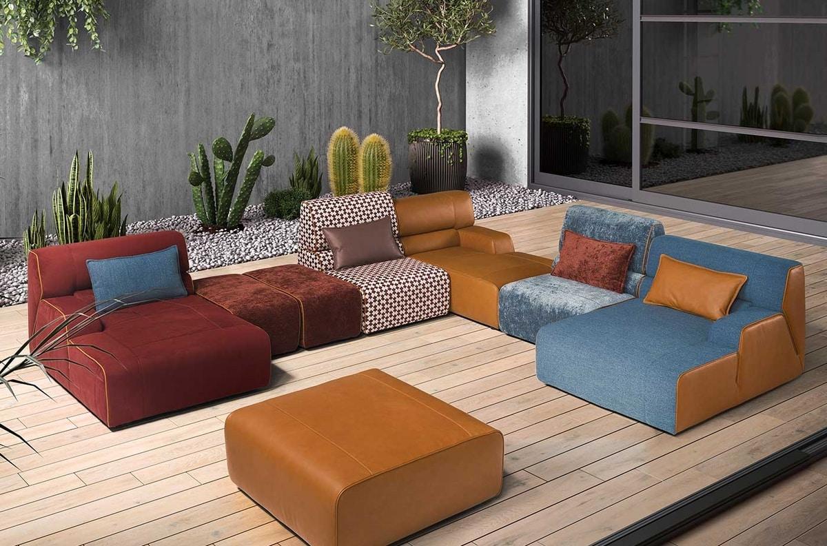 babouche sofa modular