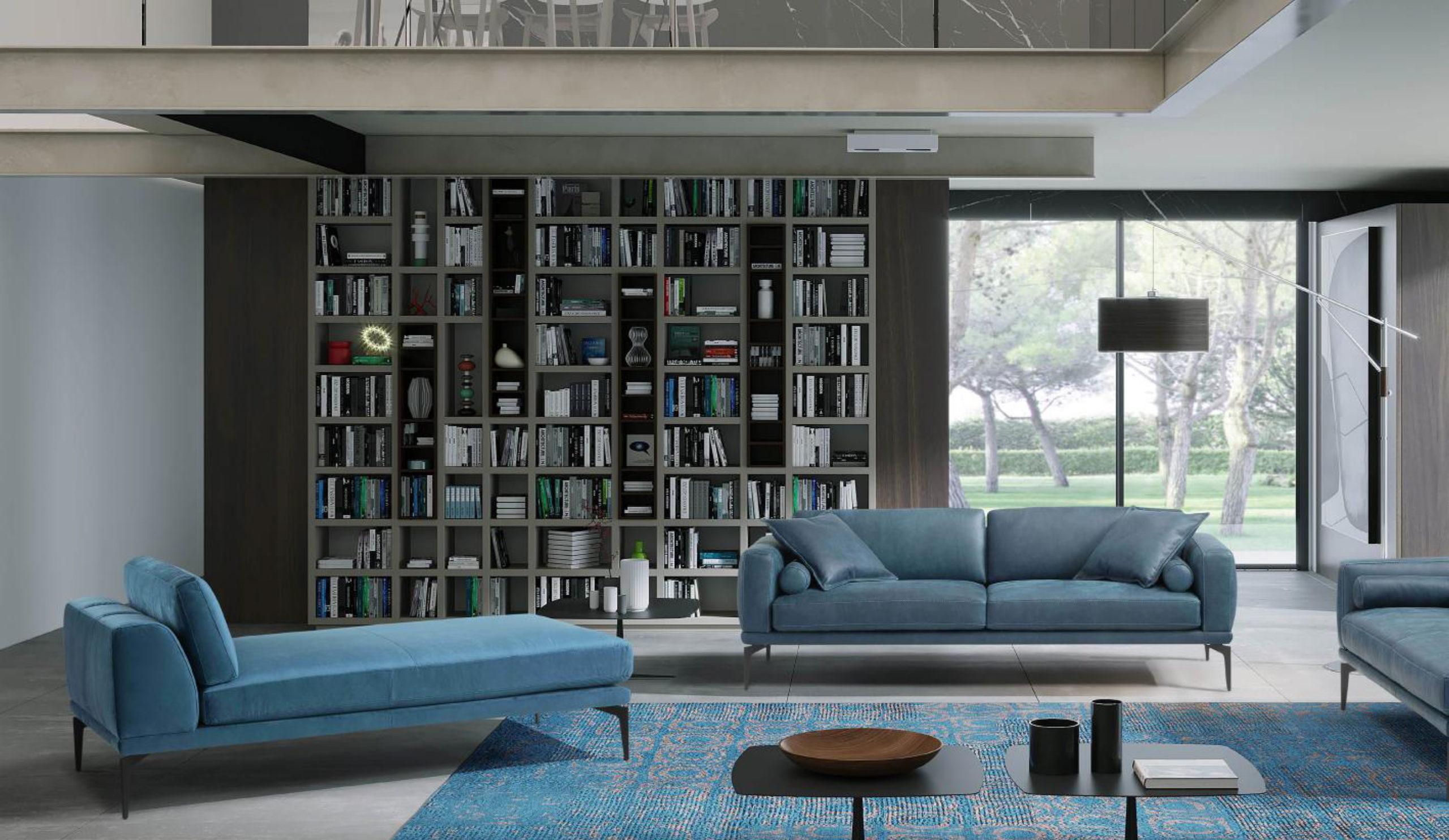 Sofás modulares, la originalidad de vestir tu salón